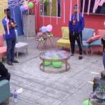 #BBnaija – See the housemates up for Possible Eviction this Sunday