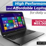 Jumia Top 10 Best Selling Affordable Laptops Under ₦100k and ₦200k
