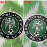 How to Know a Fake Nigeria Super Eagles Jersey #SoarSuperEagles