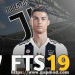 FTS 19 APK Mod Update FVP [Ronaldo CR7 in Juventus]