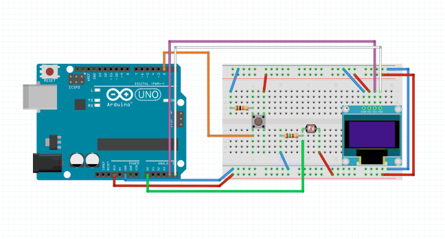 Arduino Timer Diagram