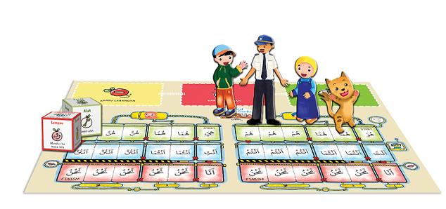 LAQU board game