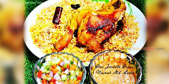 Resepi Nasi Arab Simple Ala Naimah Wwwbukuresepicom