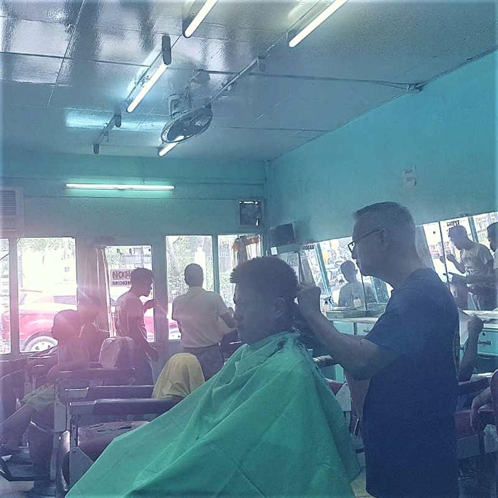 SOCIETY BARBERSHOP Malolos: Truly Making Maloleños Gwapo Since 1965 2
