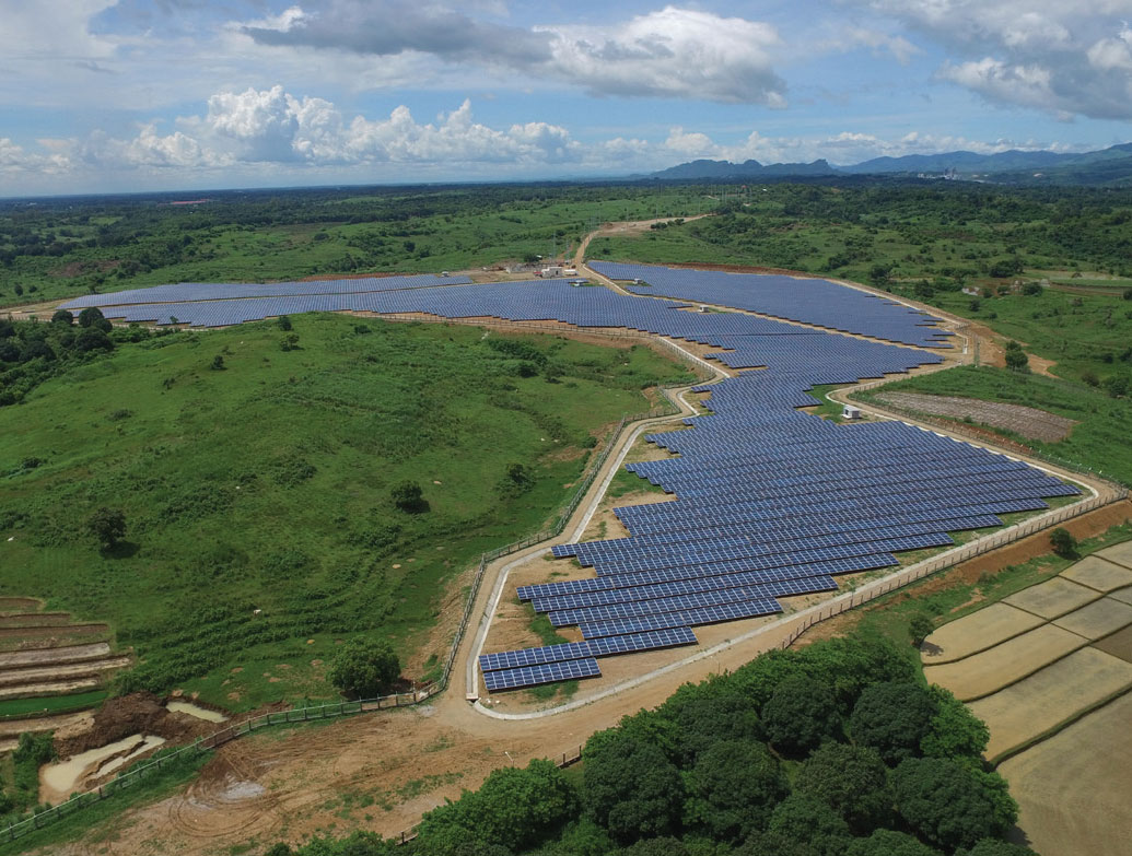 Green Energy in Bulacan