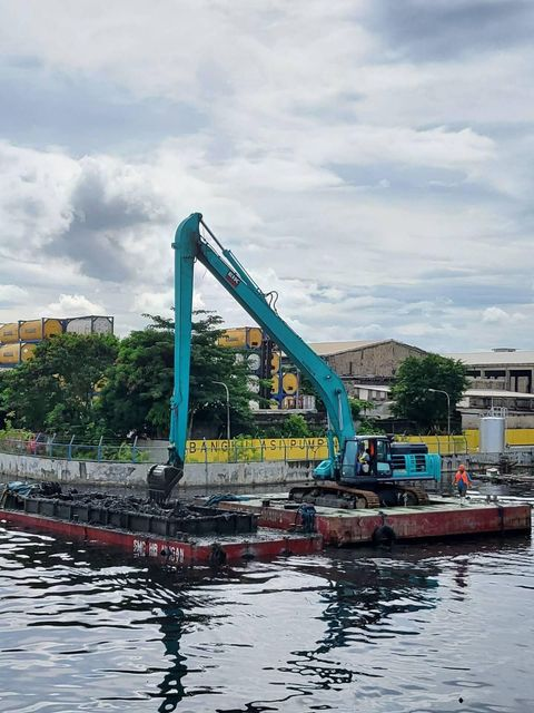 Big flood control projects in Bulacan ahead of airport construction 1