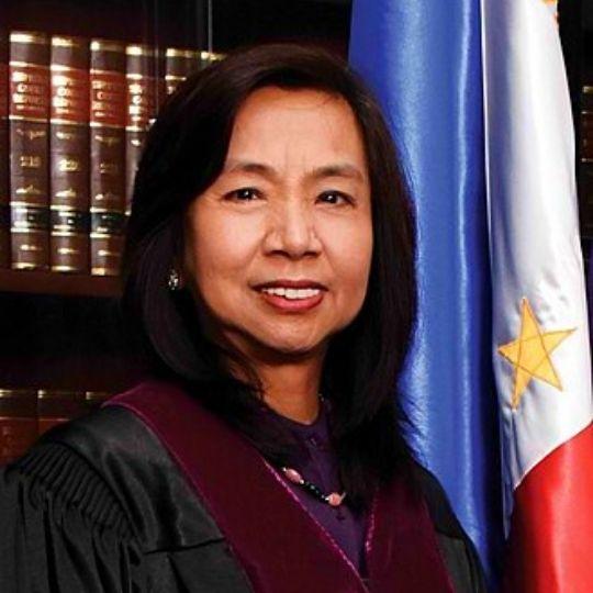Associate Justice Estela M. Perlas-Bernabe