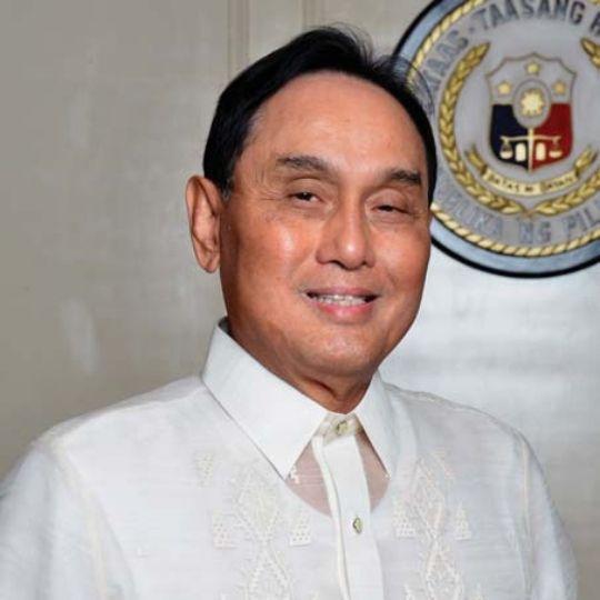 Associate Justice Bienvenido Lorenzo Reyes
