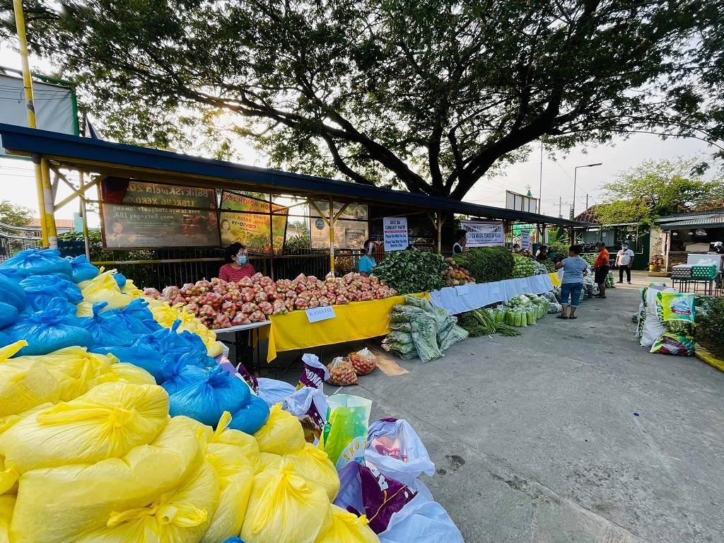 Community Pantry in Bulacan