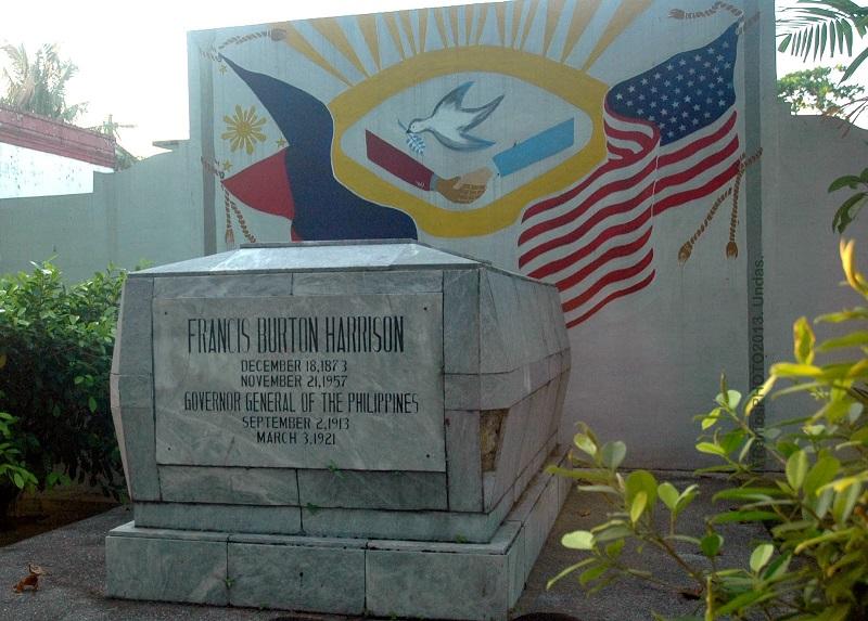 FB Harrison's Tomb
