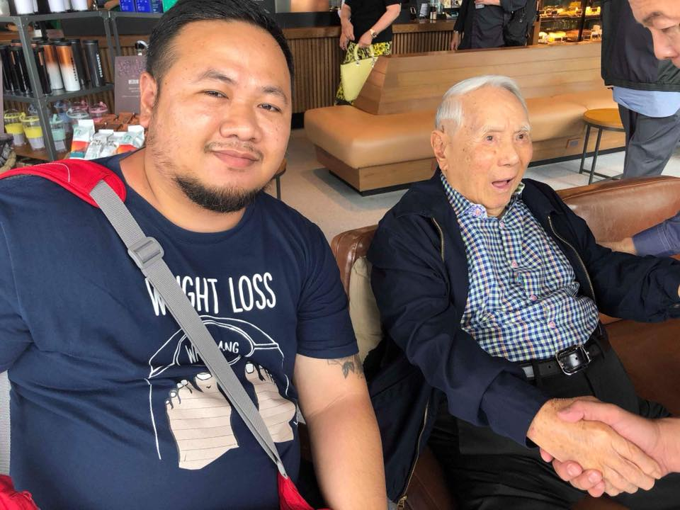 Benny Tantoco, Rustan's Co-Founder and Proud Bulakenyo, dies at 100 1