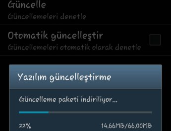 Android 4.3 Jelly Bean Guncellemesi