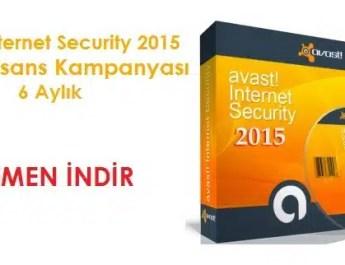 Avast Internet Security 2015
