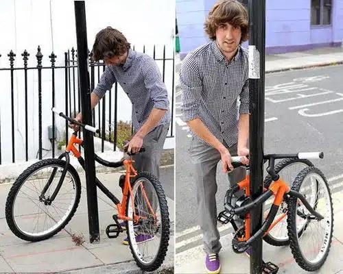 Bükülebilir Bisiklet
