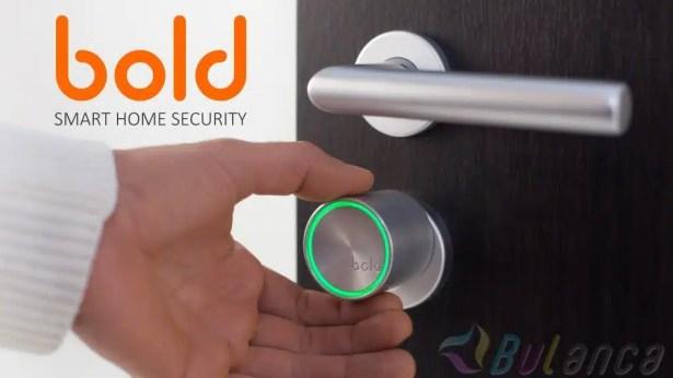 Bold Smart Cylinder Lock