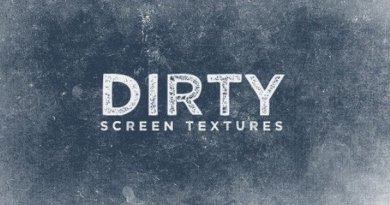kirli ekran dokuları