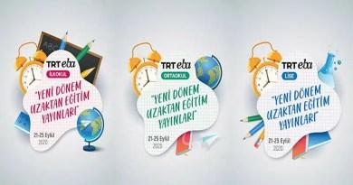TRT EBA yeni dönem