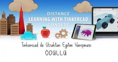 Tinkercad ile Uzaktan Eğitim Yarışması