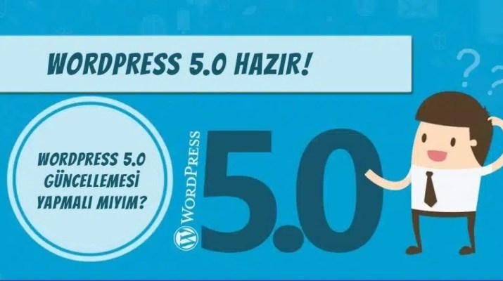 Wordpress 5.0 Gutenberg