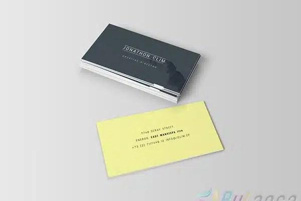 kartvizit tasarımı