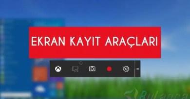 google chrome ekran kaydı
