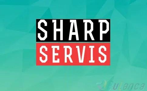 sharp servis