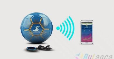 akıllı futbol topu