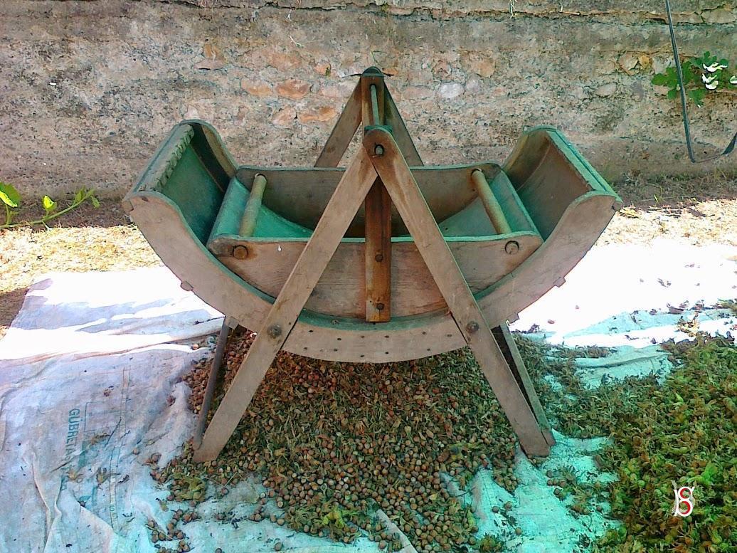 Antika Fındık Ayıklama Makinası