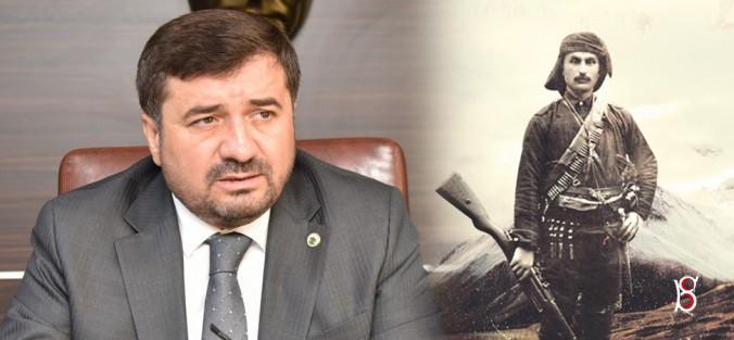 Şenlikoğlu; Osman Ağa Milli Değerimizdir.