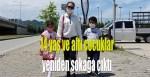 14 yaş ve altı çocuklar yeniden sokağa çıktı