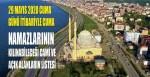 Giresun'da Cuma Namazı Kılınacak Cami Listesi