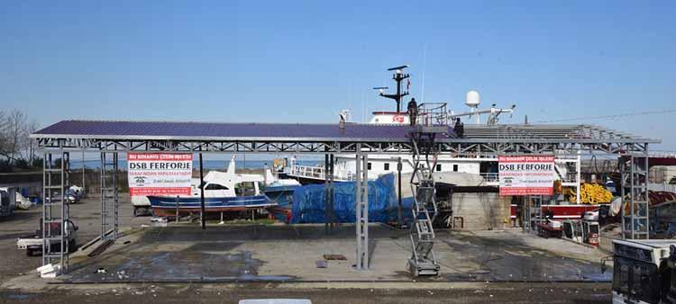 Giresun'a Balık Toptan Dağıtım Merkezi Yapılıyor!
