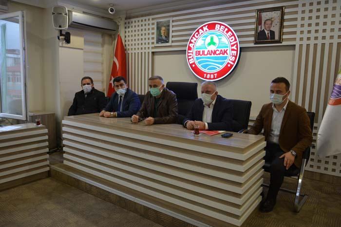 Bulancak Belediyesi Hizmet-İş Sendikası ile toplu iş sözleşmesi İmzaladı