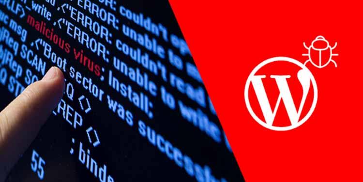 WordPress Sitenize bulaşan Virüs nasıl Temizlenir ?