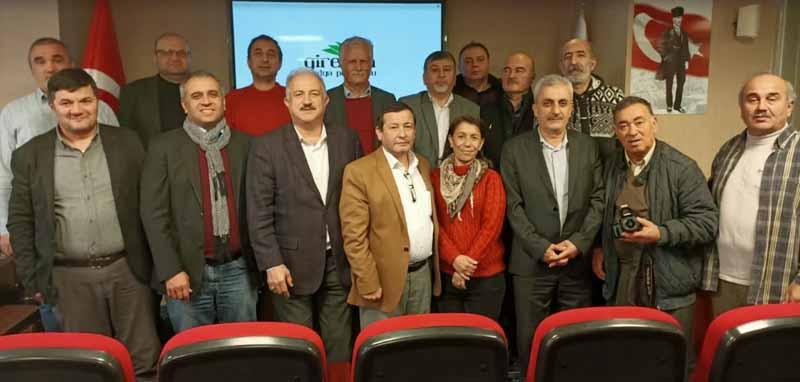 Giresun Medya Platformu, anma ve vefa mesajı yayınladı.