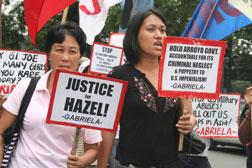 Justice for hazel