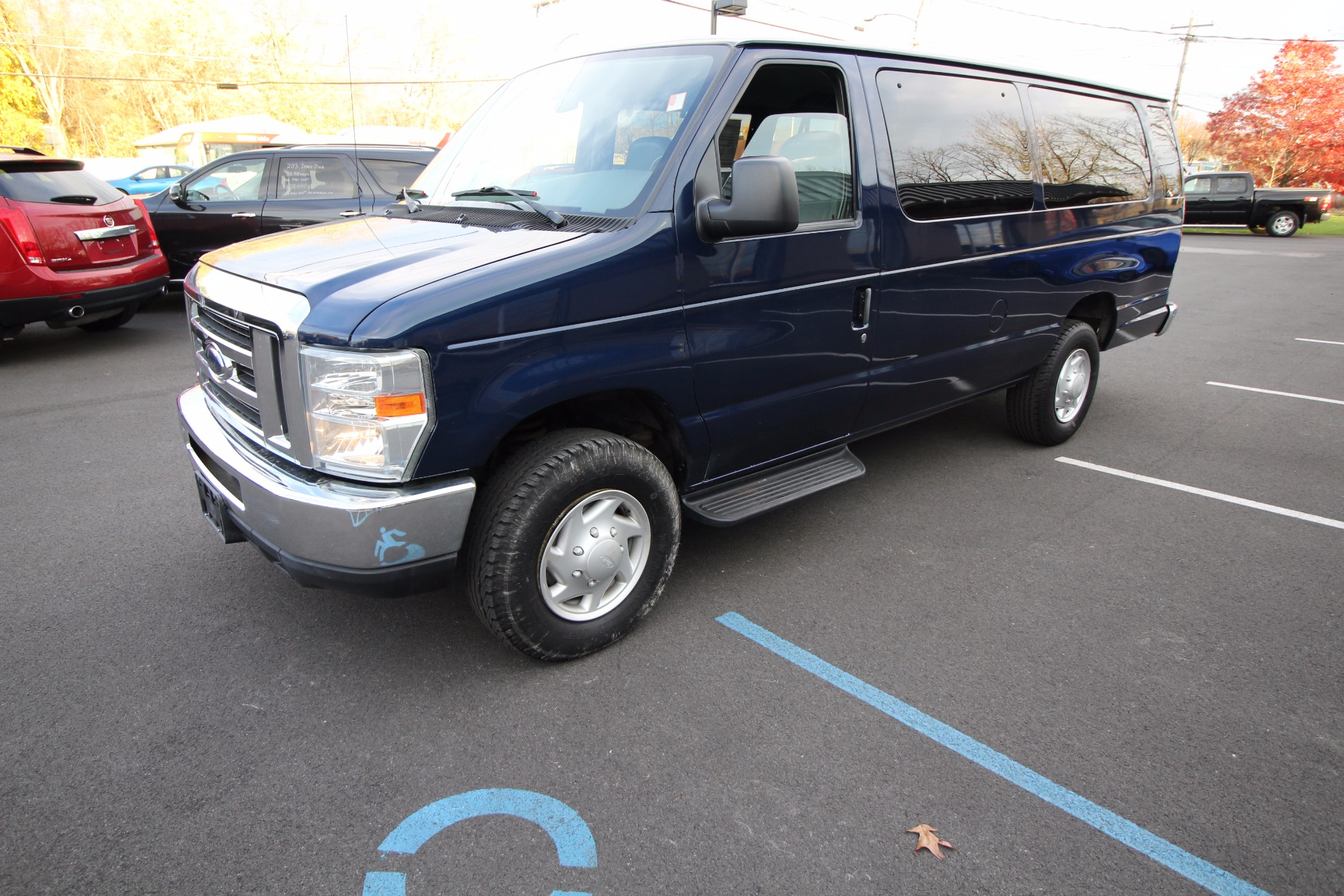 hight resolution of used 2008 ford econoline e 350 super duty extended albany ny
