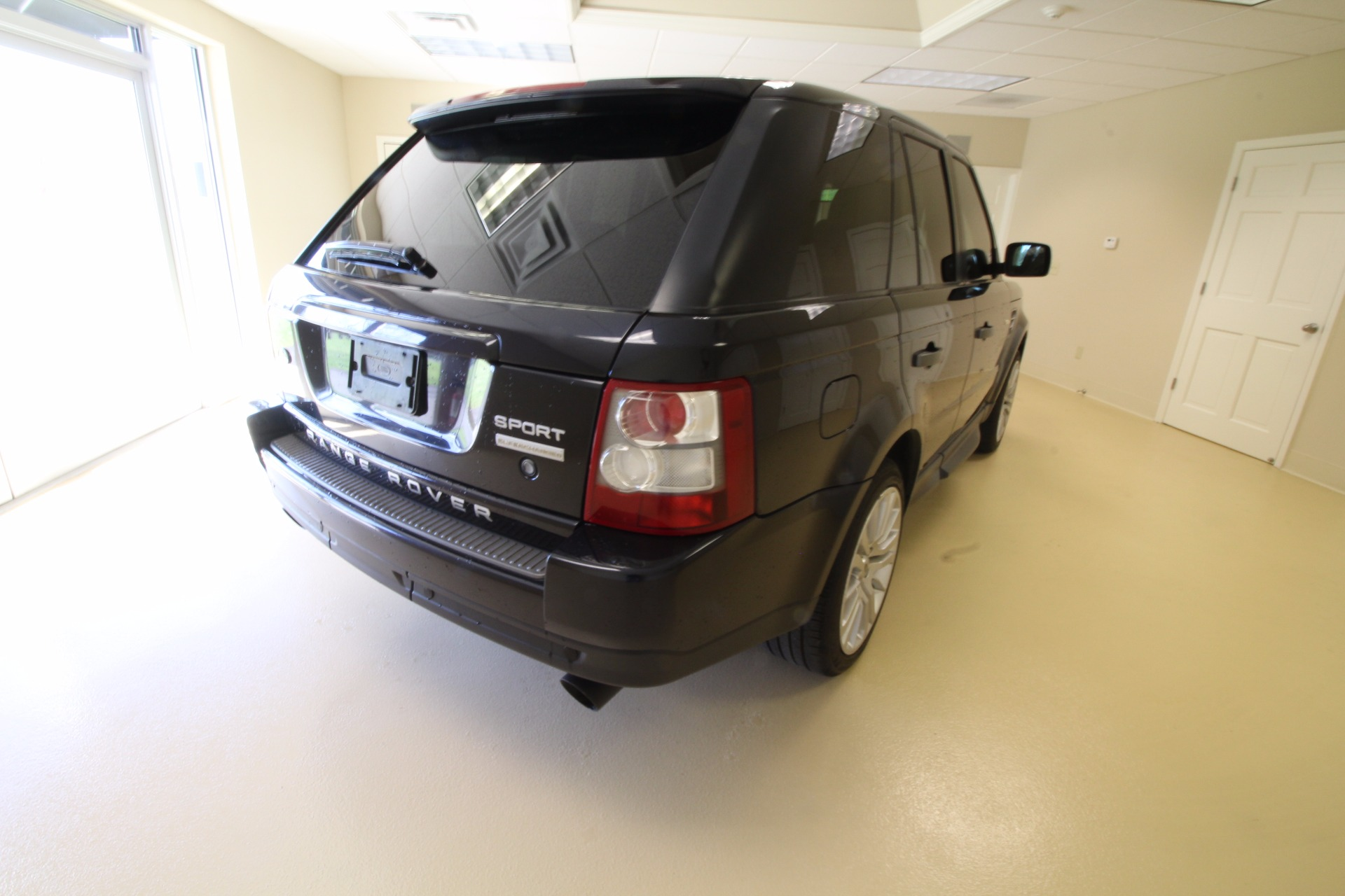 2009 Land Rover Range Rover Sport Supercharged Stock for