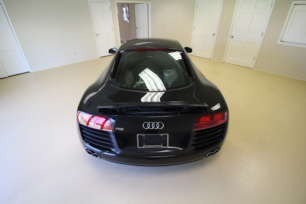 medium resolution of used 2009 audi r8 coupe quattro with auto r tronic albany ny