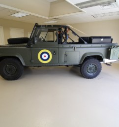 used 1986 land rover defender d110 110 military albany ny [ 1920 x 1280 Pixel ]
