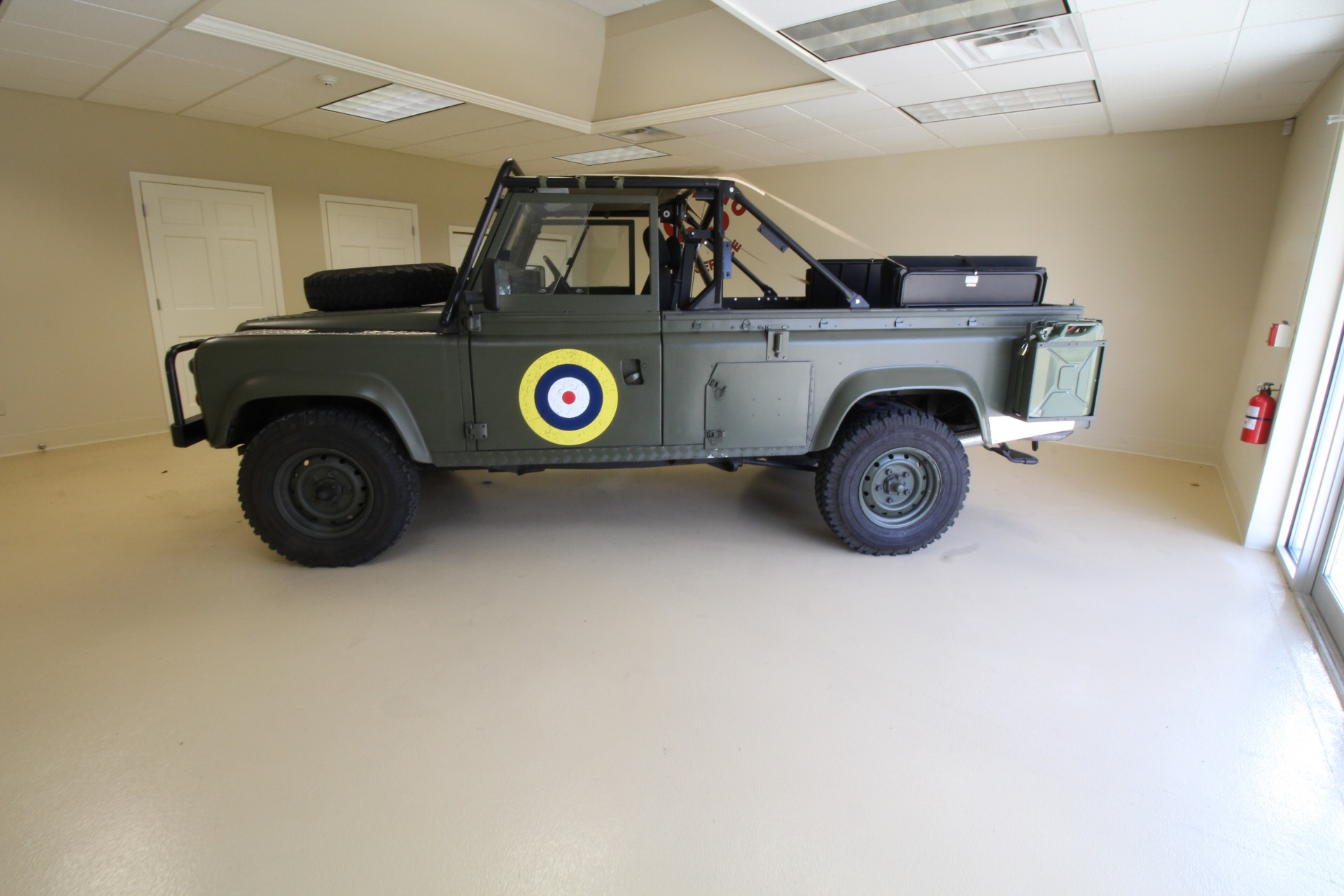 hight resolution of used 1986 land rover defender d110 110 military albany ny