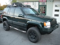 1996 Jeep Grand Cherokee Limited 6 inch SUSPENSSION LIFT ...