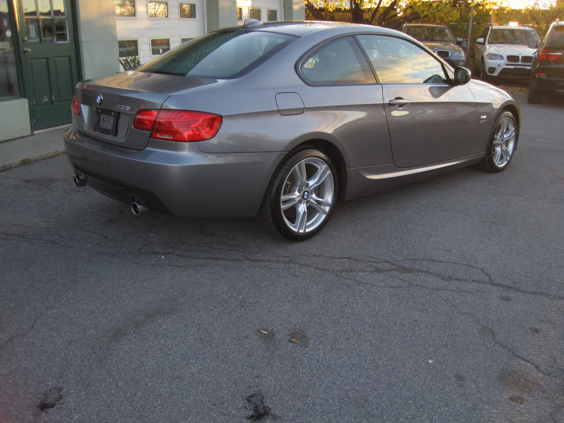 hight resolution of used 2013 bmw 3 series 335i xdrive coupe awd loaded m sport