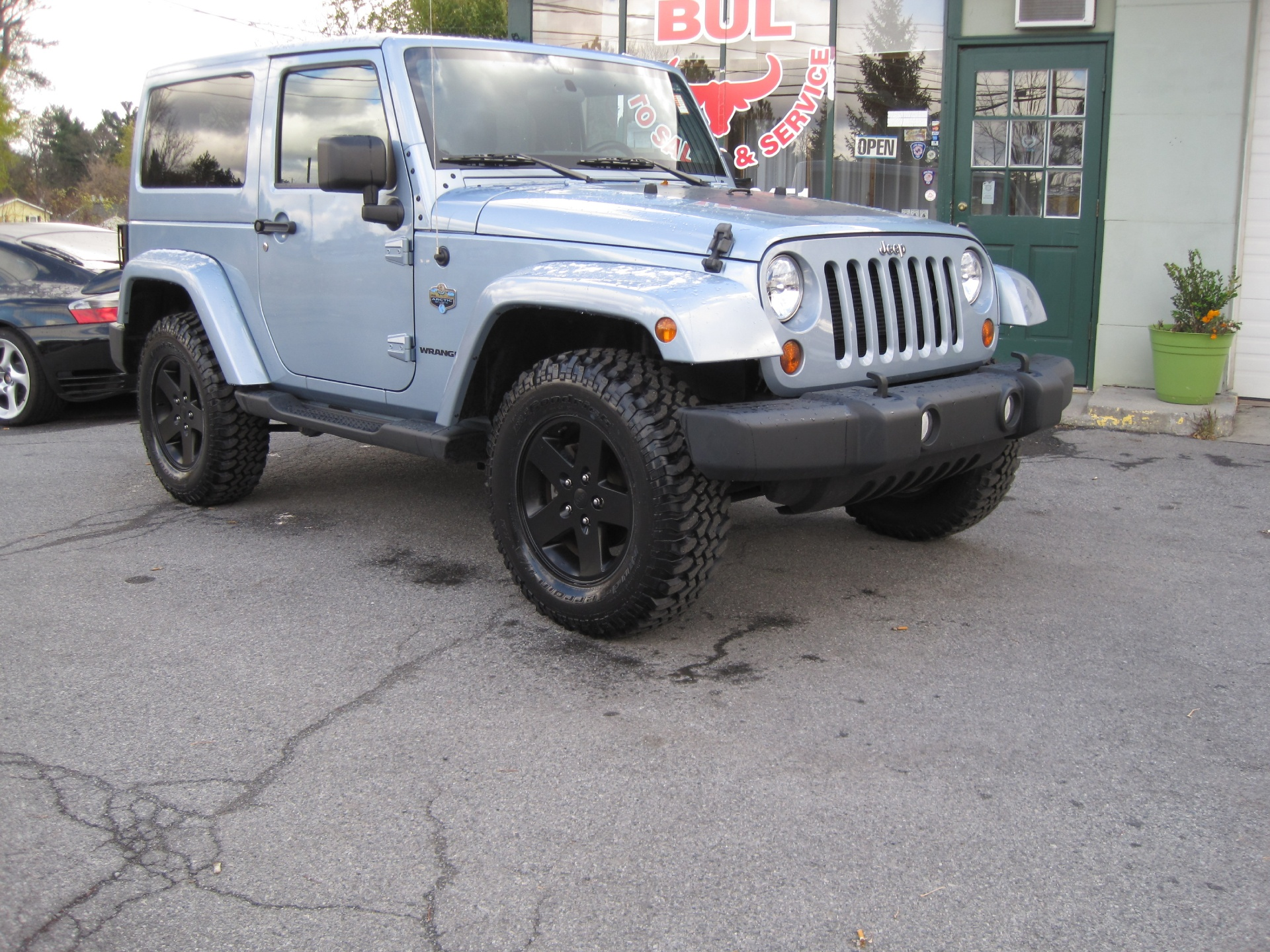 hight resolution of used 2012 jeep wrangler arctic 4x4 loaded navigation premium sound system heated