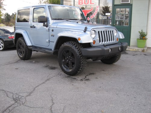 small resolution of used 2012 jeep wrangler arctic 4x4 loaded navigation premium sound system heated