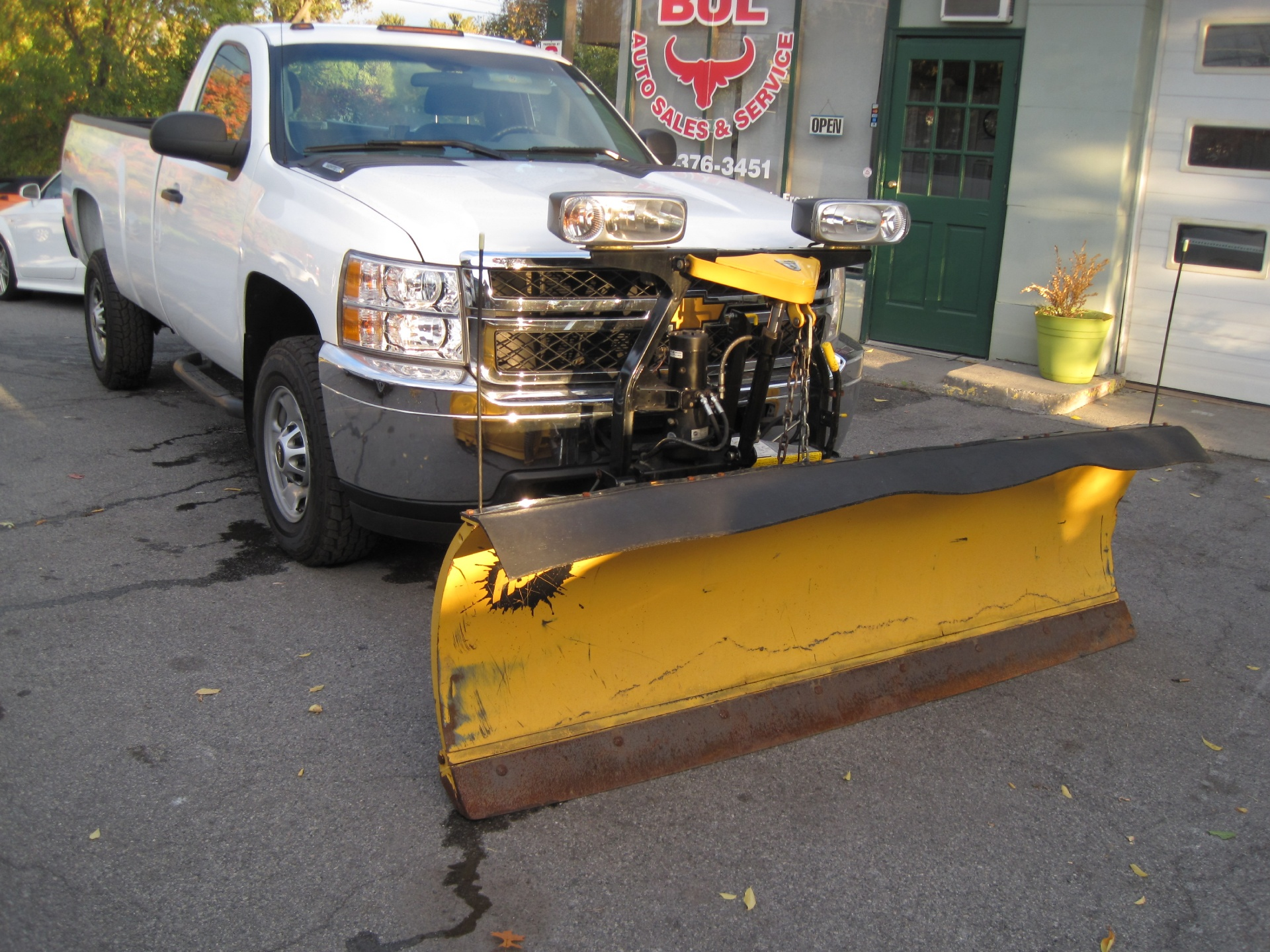 fisher plow 2001 toyota tacoma parts diagram 2013 chevrolet silverado 2500hd work truck 2500 hd 4x4 8ft used albany
