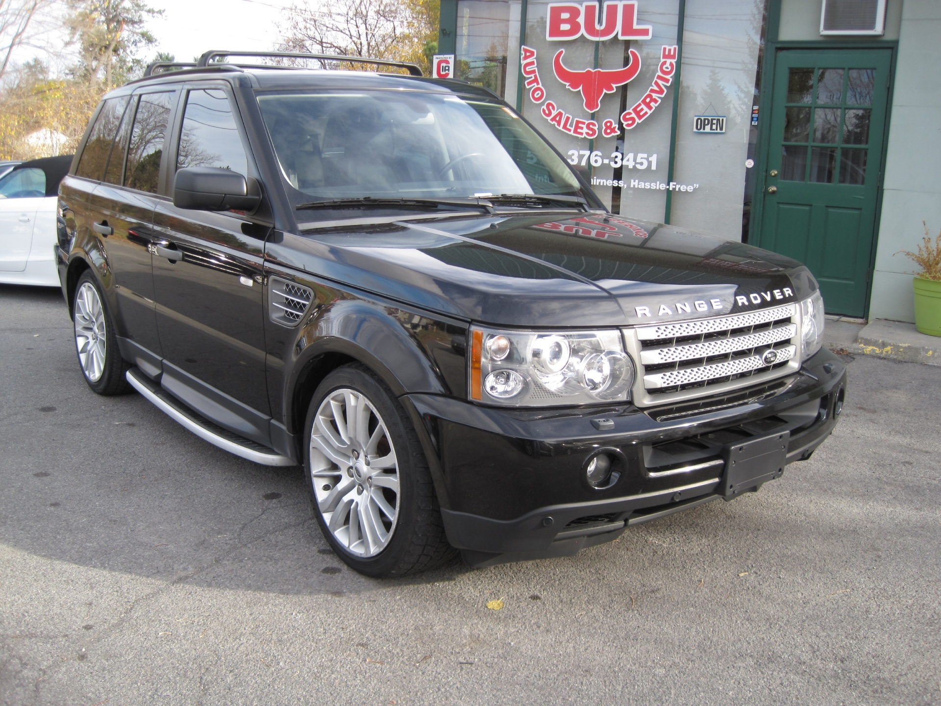 2009 Land Rover Range Rover Sport Supercharged VERY CLEAN INSIDE
