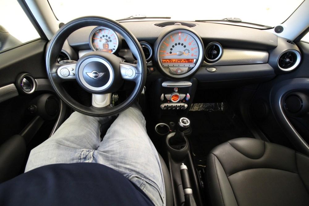 medium resolution of used 2008 mini cooper s low miles super clean 6 speed manual panoramic