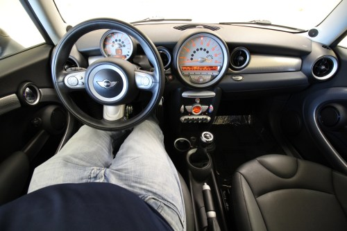 small resolution of used 2008 mini cooper s low miles super clean 6 speed manual panoramic