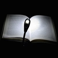 Book Light for Reading in Bed At Night with Sure Grip ...